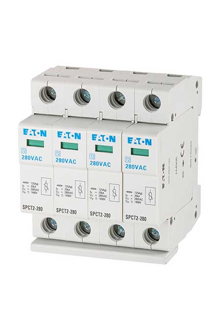 Surge Protection Devices Eaton Bussmann