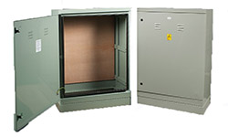 Ritherdon Stainless Steel Passive Safe Cabinet