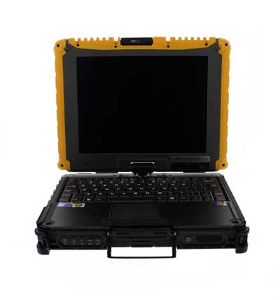 Ecom Getac V100 Ex2 - Hazardous Area (Zone 2) Laptop (ATEX Certified)