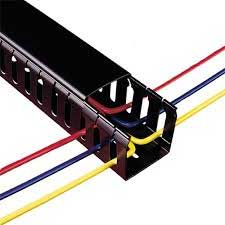 Betaduct Noryl Open Slot, Closed Slot & Solid Wall - Cable Trunking