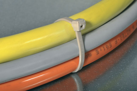 PEEK Cable Ties - High Temperature