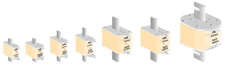 ABB HRC High Voltage Fuse Links