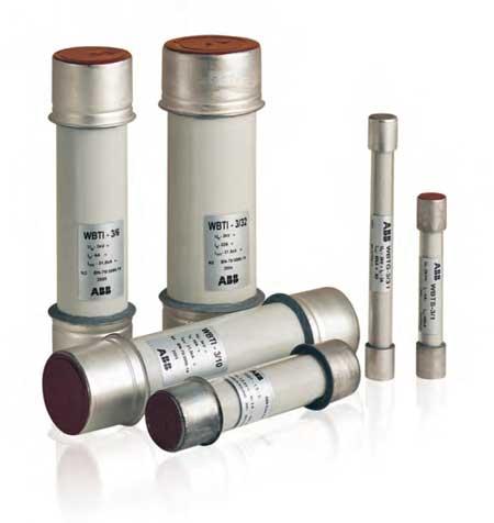 ABB WBT High Voltage Fuses