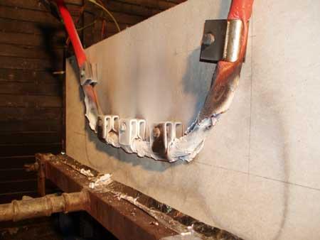 Ellis Patents Phoenix Cable Cleats - Fire Resistant