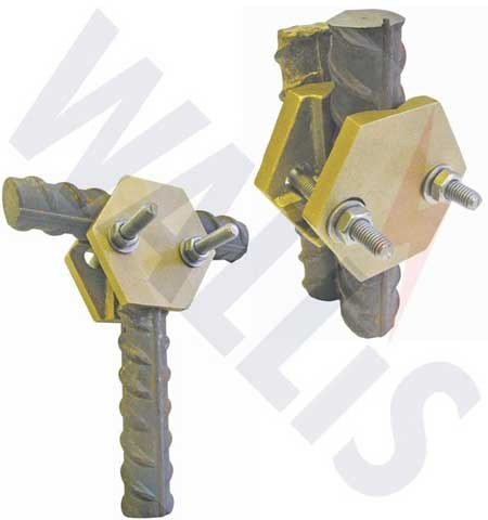 Wallis Re-Bar Clamps