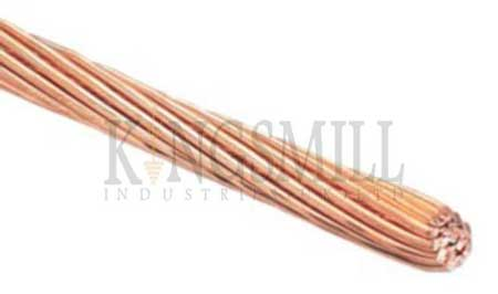 Cable Earth Earthing Cable Bare