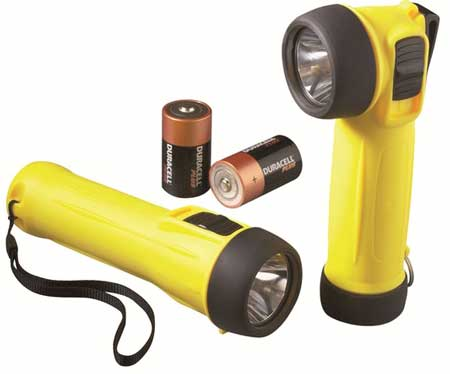 Wolf Hazardous Area Portable Lighting - ATEX Torch