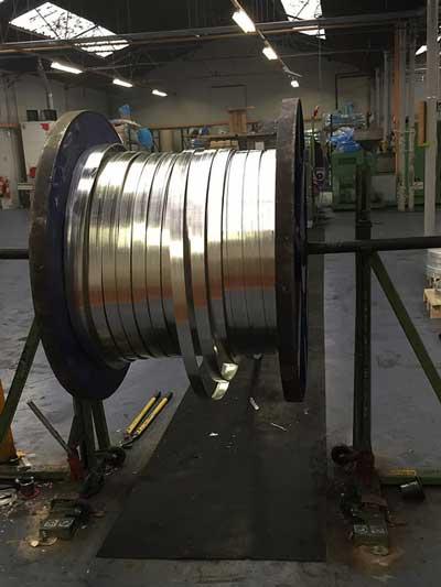 Aluminium Earth Tape