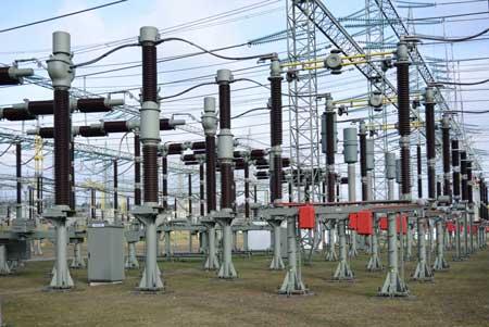 High Voltage Susbtations