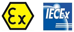 ATEX IECEx hazardous area certifications