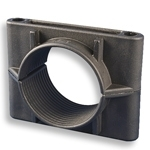 LSF Low Smoke Fume Cable Cleats - Ellis Patents 2 Bolt Cleat (LU Approved 1-085)