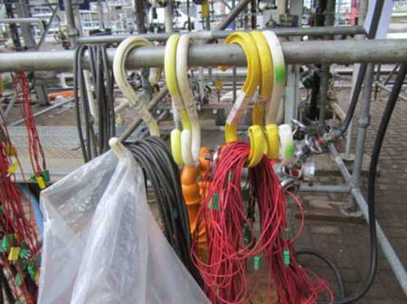 Offshore Cablesafe Hooks