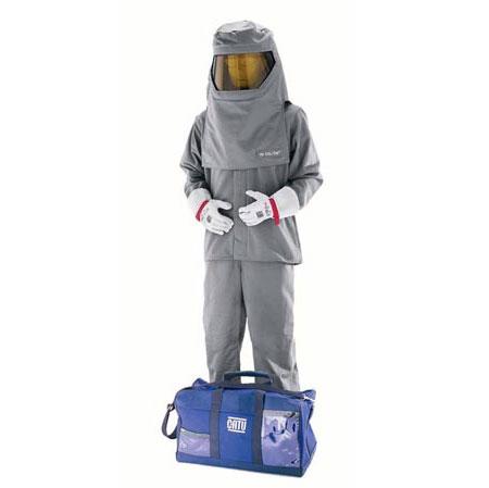 Catu 40 Cal Arc Flash Protection Kits Catu Face Shield