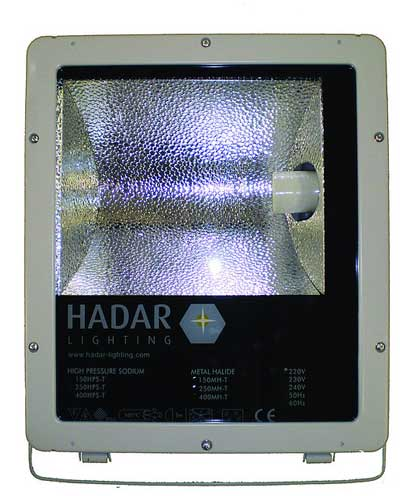 Zone 2 Hazardous Area Floodlight - Hadar HDL227