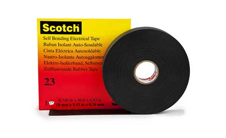 3m Scotch 23 Tape Cable Splicing Tape Self Amalgamating