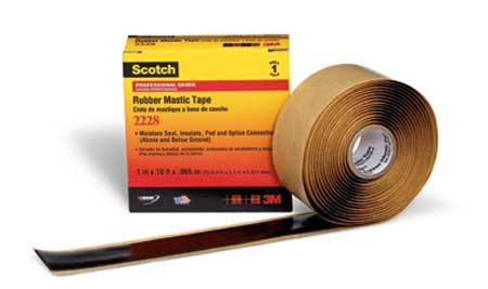 3M Scotch 2228 - Rubber Mastic Tapes