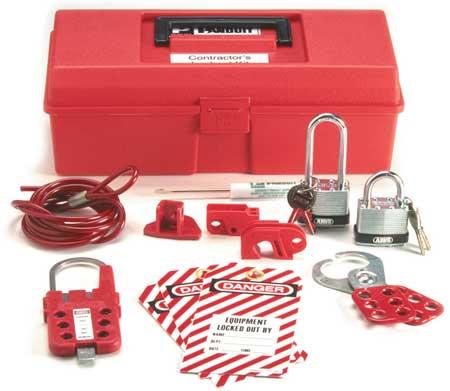 Panduit Lockout Tagout Kits