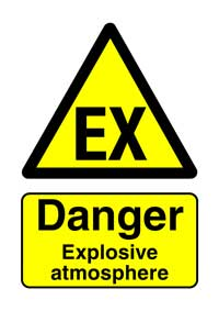 Hazardous Area Explosive Atmosphere Zone 1 Zone 2
