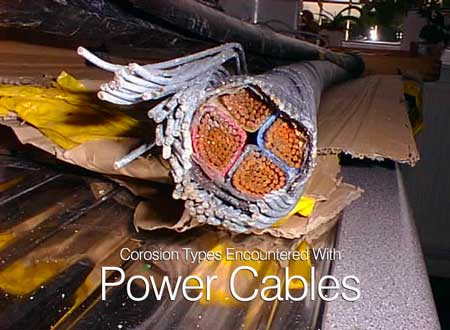 Power Cable Corrosion