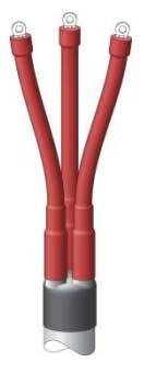 Heat Shrink Cable Termination 3 Core 11kV 33kV