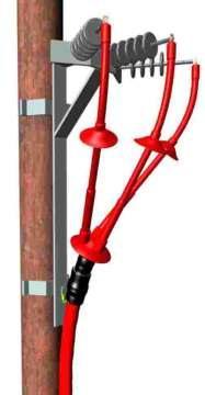 33kv Cable Termination Kits High Voltage 33kv 36kv Cable
