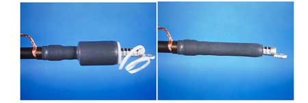 3M Cold Shrink Single Core Terminations