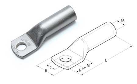 Cembre 2A160-M Copper Cable Lugs