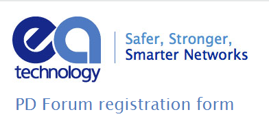 EA Technology Registration Form