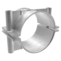 Prysmian Aluminium 2 Bolt Cleat 370BA Type