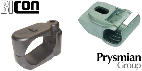 Prysmian Nylon Hook Cleats - BICON