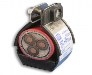 Waveform Cable Cleats for LV Cable Networks
