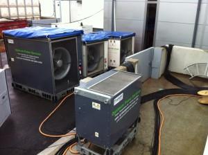 Optimum Power Services: Data Centres