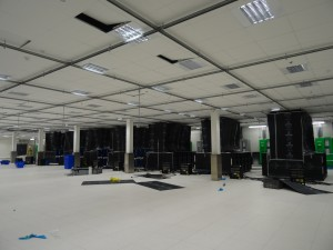 Data Centre Testing