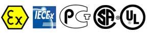 CMP PX2K Certifications