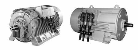 Pfisterer Connex High Voltage Motor Connectors - CMA-MV-CONNEX