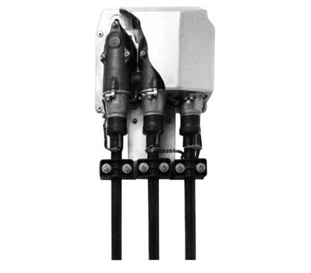 Pfisterer Connex Motor Connector - CMA