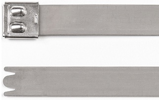 Hellermann Tyton Stainless Steel Locking Cable Tie