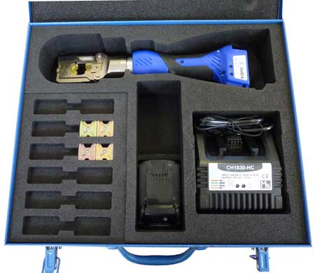 EID50 Crimping Tool Carry Case