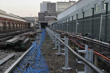 London Underground LU Power Upgrade SSR2