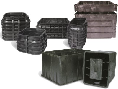 Multiduc Duct Bank Utx Utr Duct Banks Network Rail Ducts