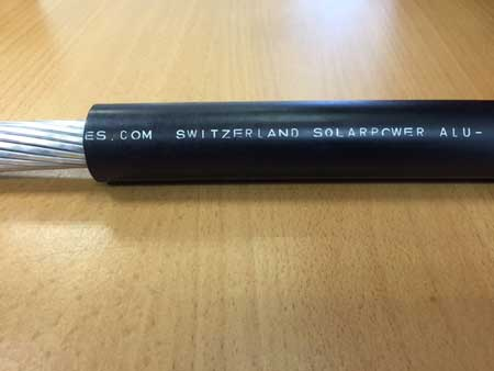 PV Solar Power Cable