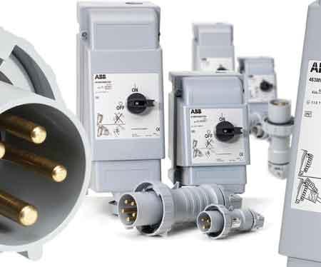 ABB ATEX Industrial Plugs & Sockets