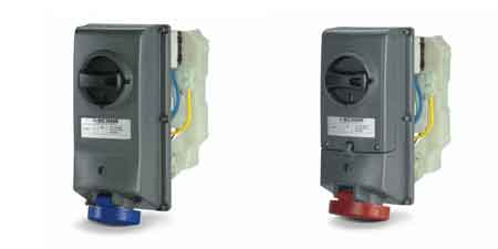 Scame GRP Sockets - Ex ATEX Hazardous Area