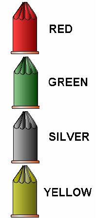 Spiking Tool Cartridges