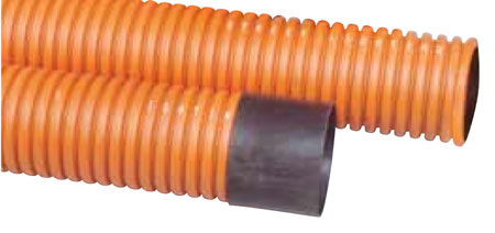 Cable Ducting - Ridgiduct Street Lighting Cable Duct