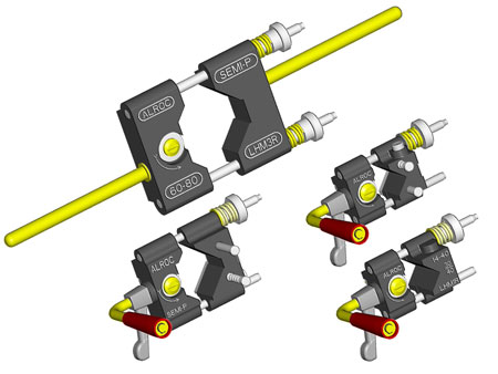 ALROC LHM MV Peelable Semi-Conductor