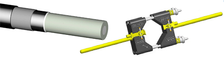 Alroc LHS4 Bonded Semi Conductor - Prysmian 8YR0-LHS4