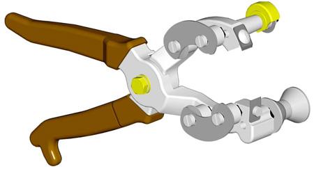 Voltage tool high stripper