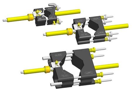 Alroc LHP HV Insulation Removal Tools