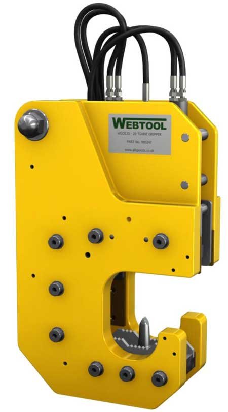 Webtools WGO135 Cable Gripping & Lifting Tools